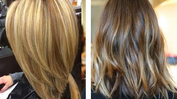 Тонирование волос после мелирования: за и против, процедура выполнения