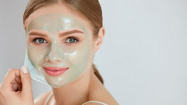 Лучшая маска для лица из желатина