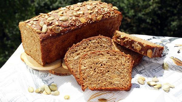 Как испечь шведский ночной хлеб без замеса