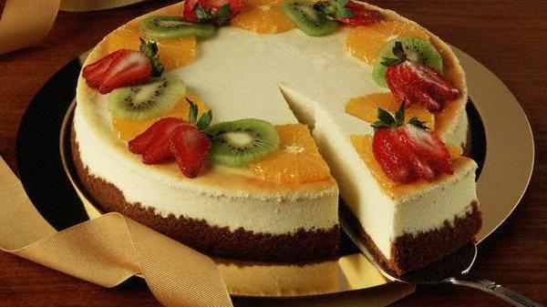 Как приготовить торт с творожным суфле