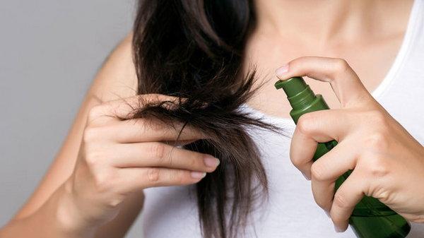 Уход за волосами с помощью масел