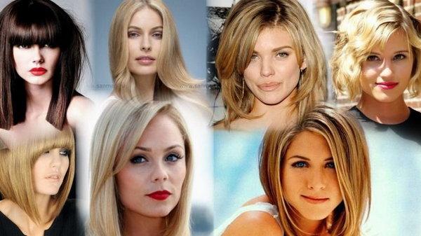 Как подобрать стильную стрижку по типу лица