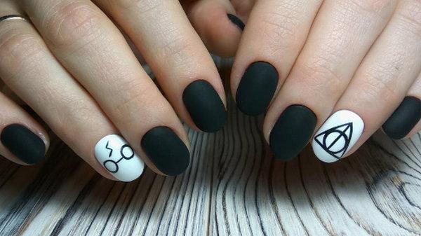 Идеи стильного оформления ногтей