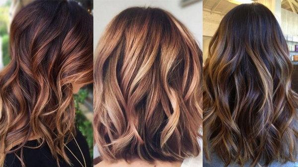 Для чего нужно брондирование темных волос?