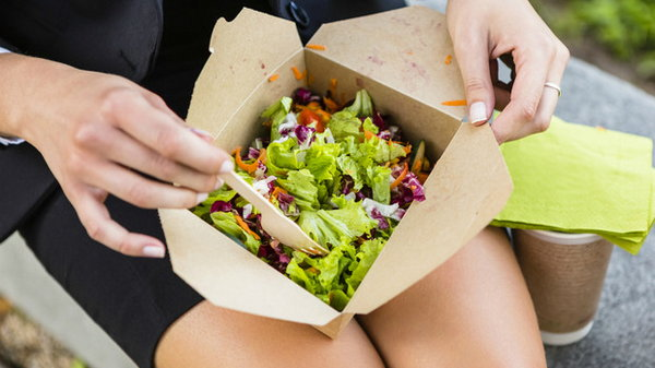 3 простых и полезных обедов для вкусного обеденного перерыва