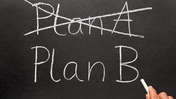 Будьте готовы к тому, что не всё будет идти по плану