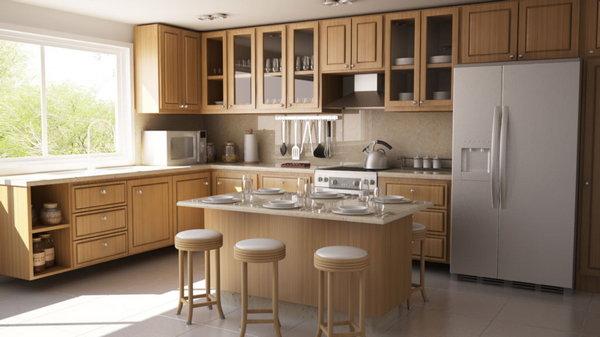 Универсальная кухонная мебель и ее особенности