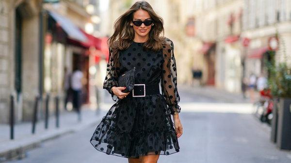 Элегантный черный: 11 советов для стройности и безупречного стиля