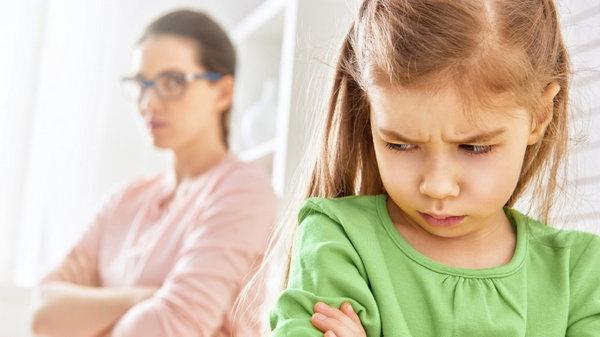 Основные ошибки в воспитании детей