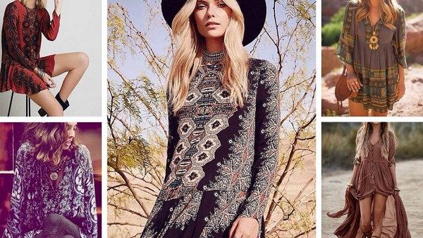 Почему модницы не изменяют стилю бохо