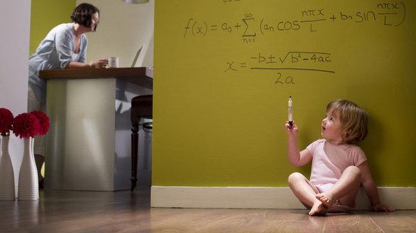 Когда можно начинать ребенку учить математику