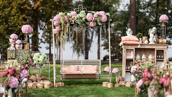 Свадебный декор — насколько это важно?