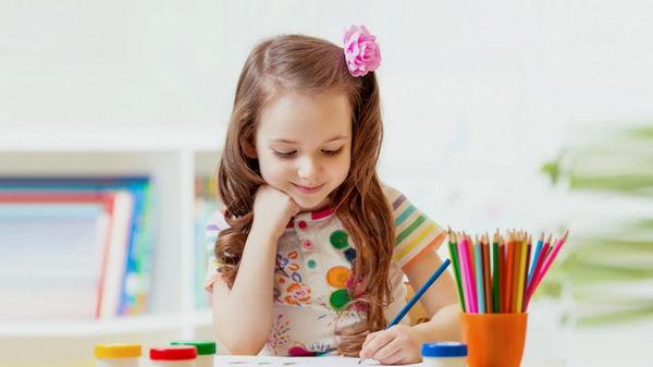 Развивающие занятия для леворуких детей