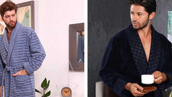 Такие разные халаты: выбираем для дома