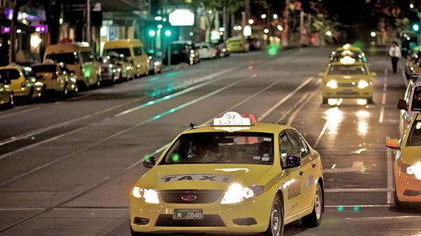 Сервисы для заказа такси