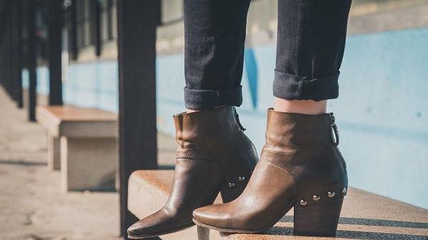 Модная осенняя обувь для женщин
