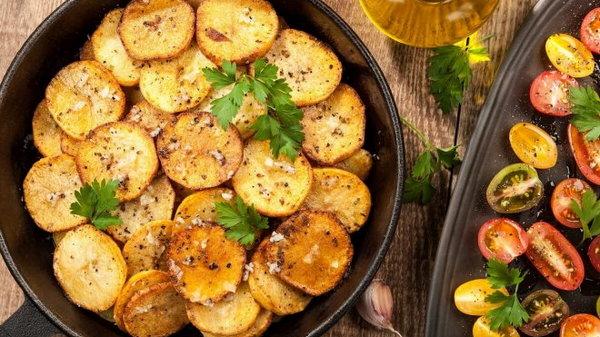 Такого блюда из картофеля ты еще не готовил