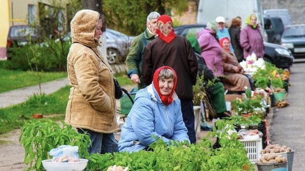 Почему стоит покупать продукты у бабушек на рынке