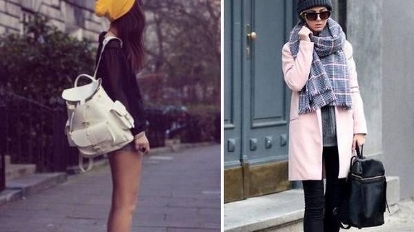 Где найти хороший женский кожаный рюкзак?