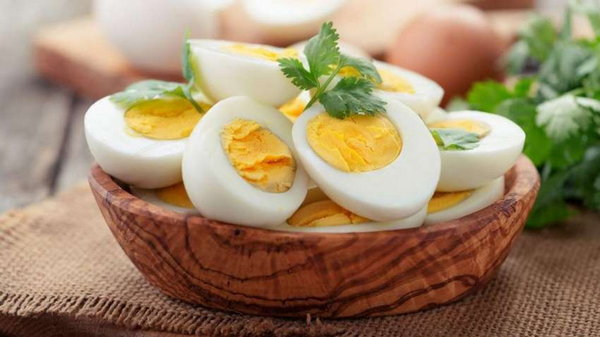 Вот что происходит с твоим организмом, если ты не ешь яйца постоянно