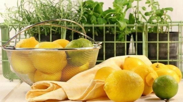 Выжмите 1 лимон, добавьте 1 столовую ложку оливкового масла и вы будете помнить меня всю оставшуюся жизнь!