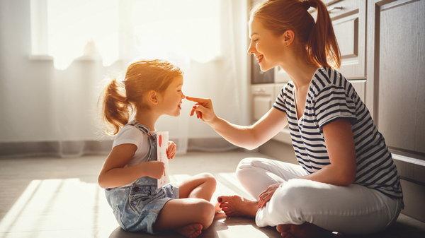 У строгих мам вырастают успешные дети