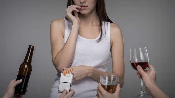 Влияние вредных привычек