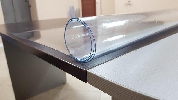 Применение мягкого стекла