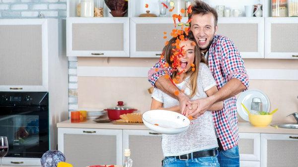 Как научиться готовить вкусную еду