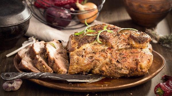 Советы по приготовлению больших кусков мяса