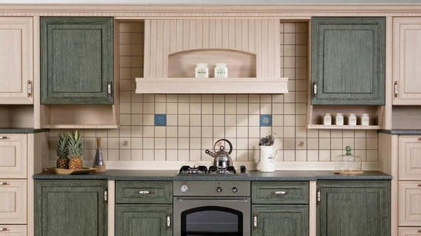 Как самостоятельно освежить кухню и добавить красок в интерьер