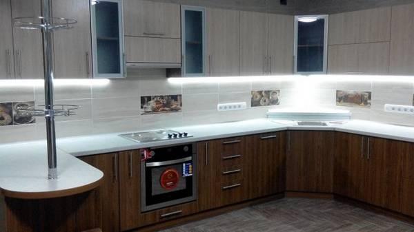 Особенности выбора мебели на кухню