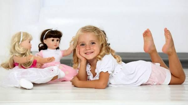 Как выбрать куклу для ребенка?