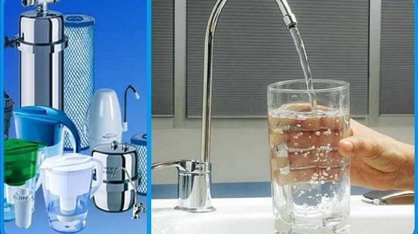 Фильтры для воды: виды и особенности