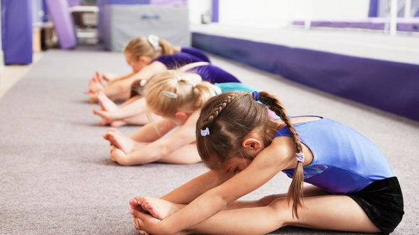 Гимнастика для детей 4 лет
