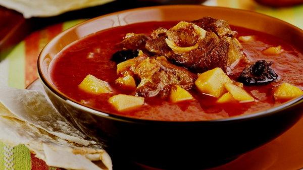 Бозбаш из говядины: удивительный армянский суп