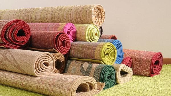 Преимущества ковров на стенах