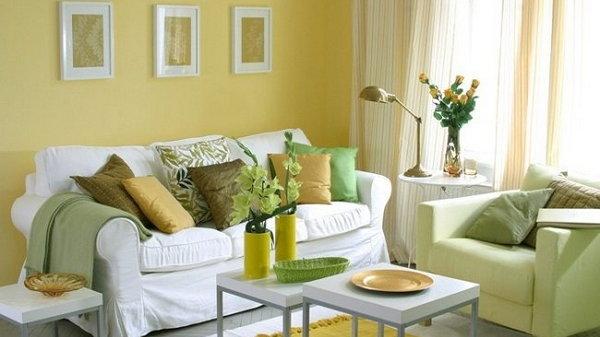Какой цвет выбрать для домашнего интерьера