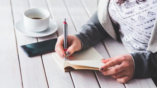 Попробуйте вести не дневник, а календарь – вам понравится
