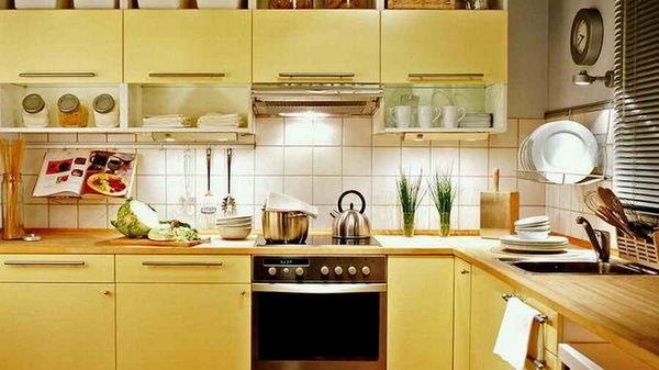Как правильно обустроить кухню