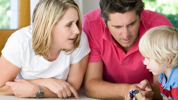 Разговор с родителями об усыновлении ребенка
