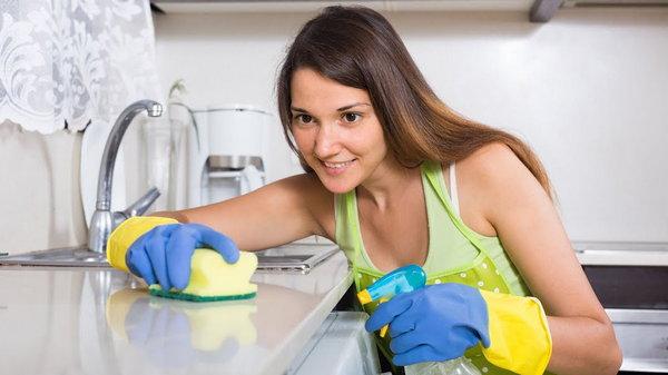 7 мест в доме, которые нуждаются в ежедневной уборке