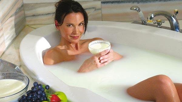 Успокаивающие ванны для детей и взрослых