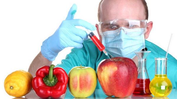 Пестициды в продуктах питания