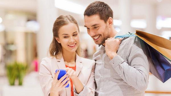 Как позаботиться о мужчине даже во время шопинга