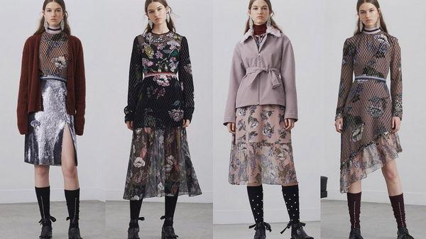 Осенние тенденции в моде