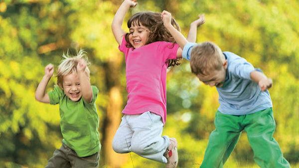 Игры для девочек на открытом воздухе