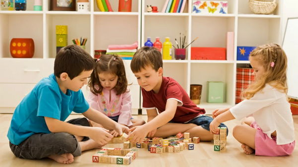 Как привлечь детей к игре