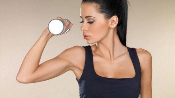 Упражнения и основные рекомендации как можно накачать мышцы рук.
