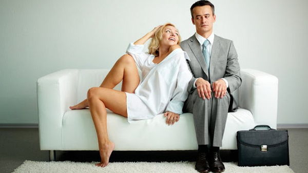 Мечты неадекватного мужчины об адекватной женщине
